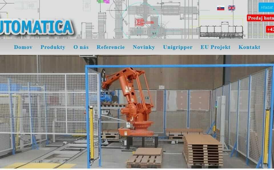 Automatizácia výrobných procesov