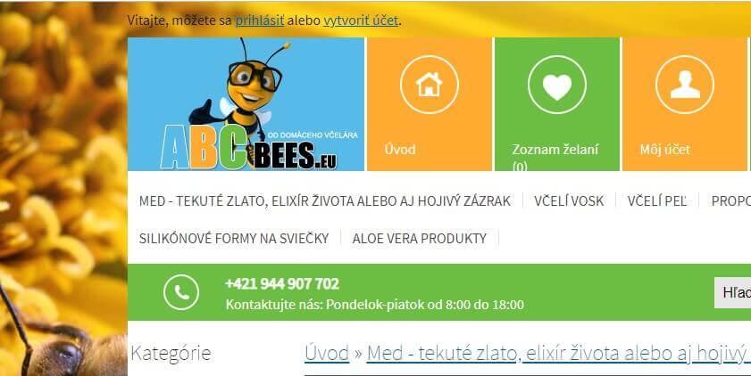 Kvalitný med priamo od domáceho včelára - 2