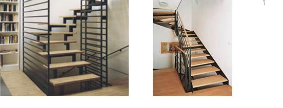 oceľové schody