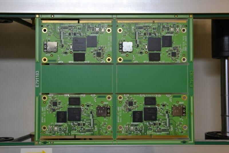 výroba elektroniky
